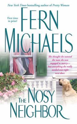 Cover image for The nosy neighbor