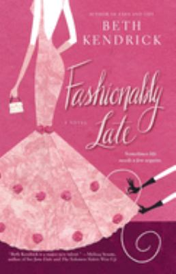 Cover image for Fashionably late