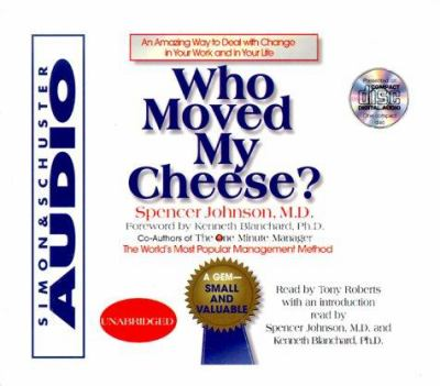 Cover image for Who moved my cheese?