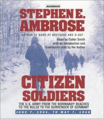 Cover image for Citizen soldiers