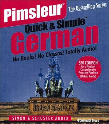 Cover image for German