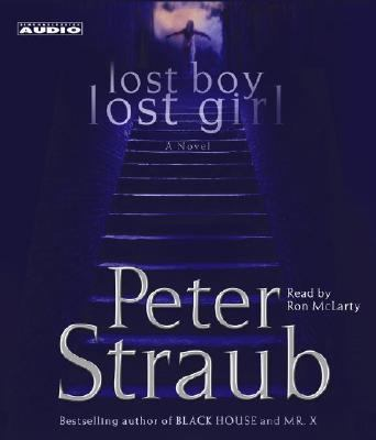 Cover image for Lost boy, lost girl [a novel]