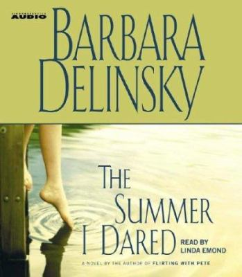 Cover image for The summer I dared