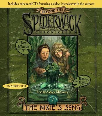 Cover image for The nixie's song