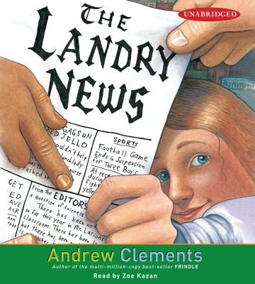 Cover image for The Landry News