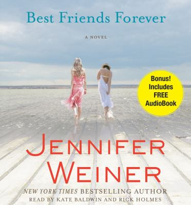 Cover image for Best friends forever a novel