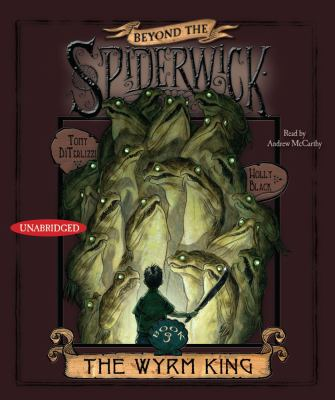 Cover image for The wyrm king