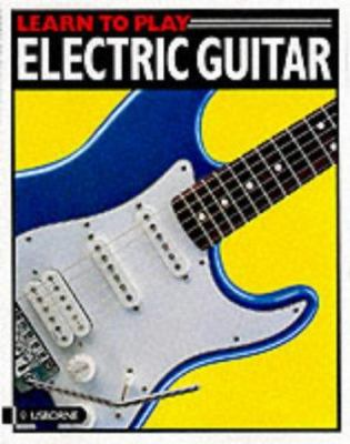 Cover image for Learn to play electric guitar