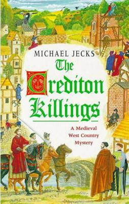 Cover image for The Crediton killings