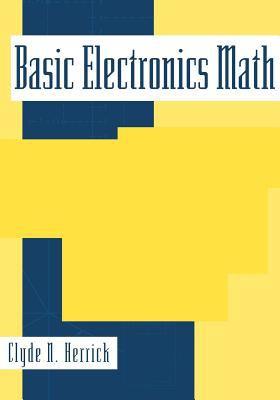 Cover image for Basic electronics math