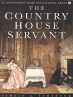 Cover image for The country house servant