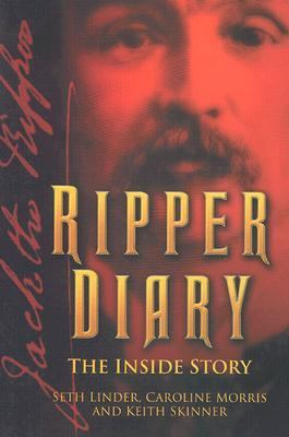 Cover image for Ripper diary : the inside story