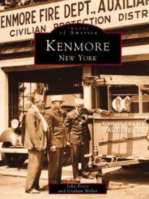 Cover image for Images of America : Kenmore, New York