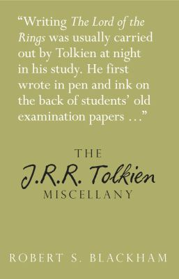 Cover image for The J.R.R. Tolkien miscellany