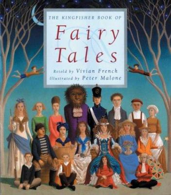 Cover image for The Kingfisher book of fairy tales