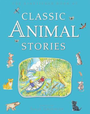 Cover image for The Kingfisher book of classic animal stories