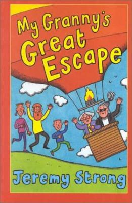 Cover image for My granny's great escape