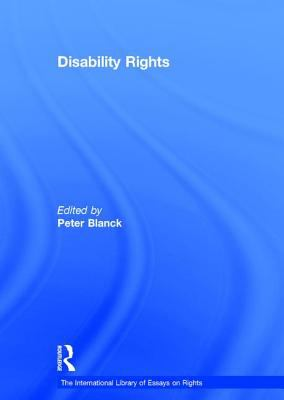Cover image for Disability rights