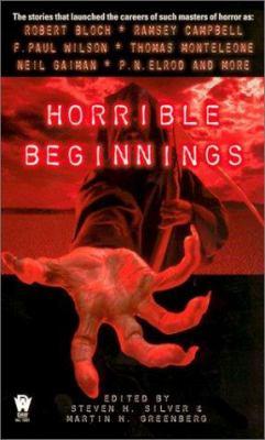 Cover image for Horrible beginnings
