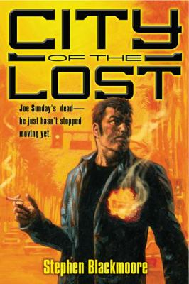 Cover image for City of the lost