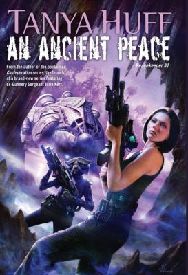 Cover image for An ancient peace