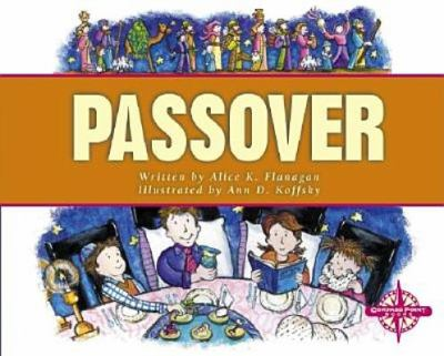 Cover image for Passover