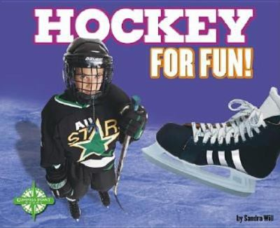 Cover image for Hockey for fun!