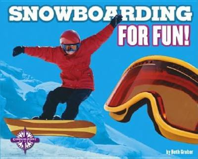 Cover image for Snowboarding for fun!