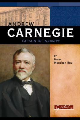 Cover image for Andrew Carnegie : captain of industry