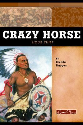 Cover image for Crazy Horse : Sioux warrior