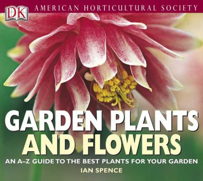 Cover image for American Horticultural Society garden plants and flowers