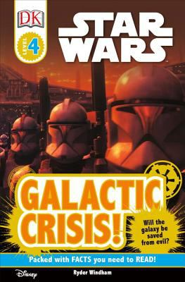 Cover image for Star wars. Galactic crisis