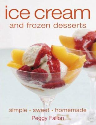 Cover image for Ice cream and frozen desserts