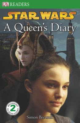 Cover image for A Queen's diary