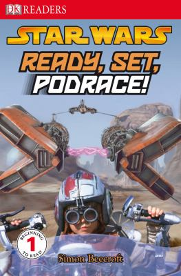 Cover image for Star wars, ready, set, podrace!