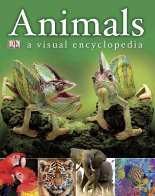 Cover image for Animals : a children's encyclopedia.