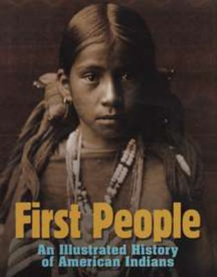 Cover image for First people