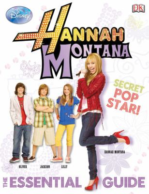 Cover image for Hannah Montana : the essential guide