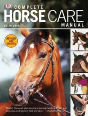 Cover image for Complete horse care manual