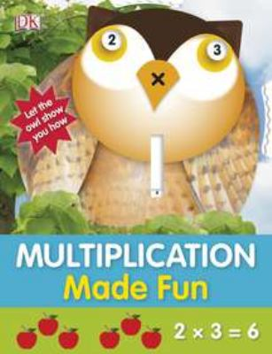 Cover image for Multiplication made fun