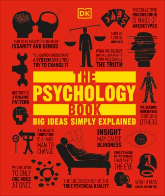 Cover image for The psychology book