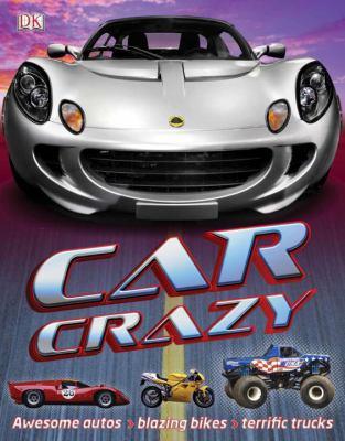 Cover image for Car crazy