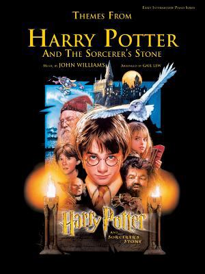 Cover image for Themes from Harry Potter and the sorcerer's stone : early intermediate piano solos