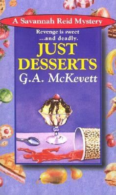 Cover image for Just desserts