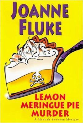 Cover image for Lemon meringue pie murder