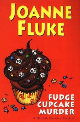Cover image for Fudge cupcake murder : a Hannah Swensen mystery