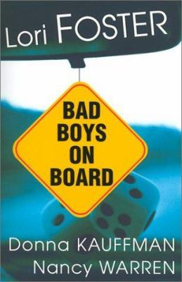 Cover image for Bad boys on board