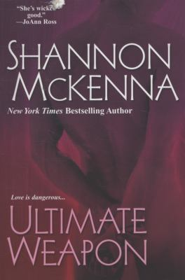 Cover image for Ultimate weapon