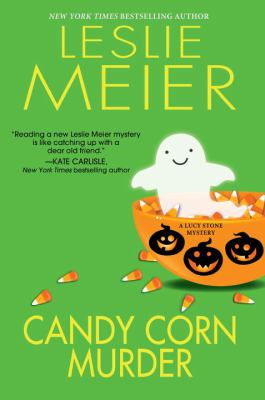 Cover image for Candy corn murder : a Lucy Stone mystery