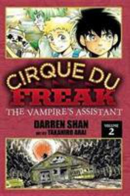 Cover image for Cirque du freak. Volume 2, The vampire's assistant